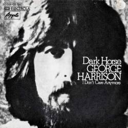 George Harrison : Dark Horse (single)