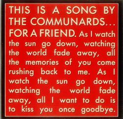 The Communards : For a Friend