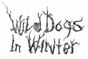 logo Wild Dogs In Winter