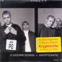 3 Doors Down : Kryptonite (MCD)