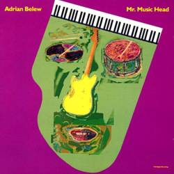 Adrian Belew : Mister Music Head