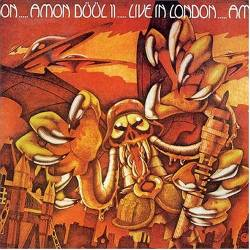 Amon Düül (GER) : Live in London
