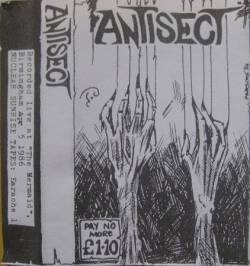 Antisect : Live At The Mermaid 1986