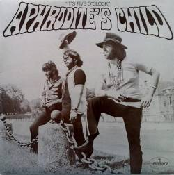Aphrodite's Child : Aphrodite's Child ‎– It's Five O'Clock