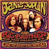 Big Brother And The Holding Company : Live at Winterland '68