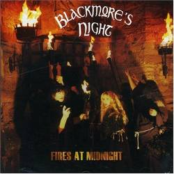 Blackmore's Night : Fires at Midnight
