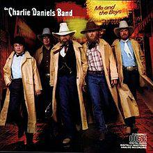 Charlie Daniels : Me and the Boys