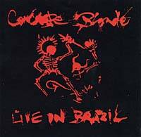 Concrete Blonde : Live In Brazil