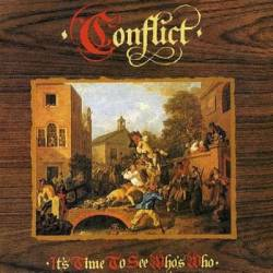 Conflict : It's Time to See Who's Who