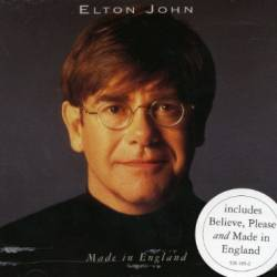 Elton John : Made in England