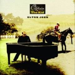 Elton John : The Captain and the Kid