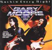 Gary Moore : Rockin' Every Night Live in Japan
