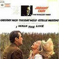 Movie Sound Track: I Walk the Line