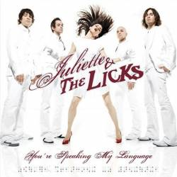 Juliette And The Licks : You're Speaking My Language (CD)