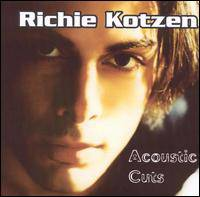 Kotzen, Richie : Acoustic Cuts