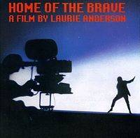 Laurie Anderson : Home Of The Brave (Soundtrack)