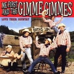 Me First And The Gimme Gimmes : Love Their Country