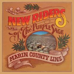 New Riders Of The Purple Sage : Marin County Line