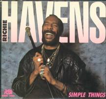 Richie Havens : Simple Things