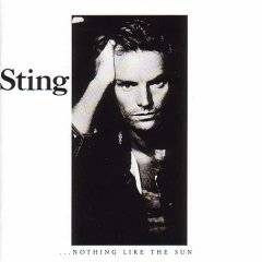 Sting : Nothing Like the Sun