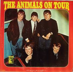 The Animals : The Animals on Tour