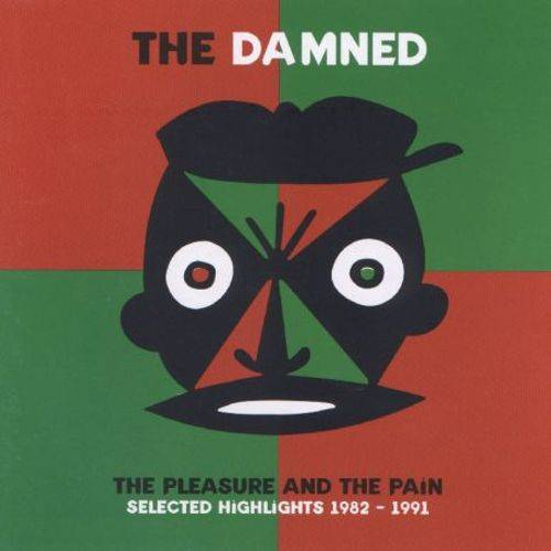 The Damned : The Pleasure and the Pain - Selected Highlights 82-91