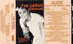 The Germs : Live At The Whisky