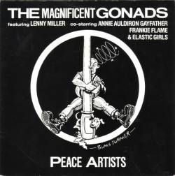 The Gonads : Peace Artists