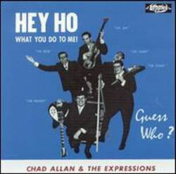 The Guess Who (CAN) : Hey Ho (What You Do To Me)