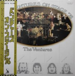 The Ventures : The Ventures On Stage '76