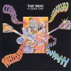 The Who : A Quick One